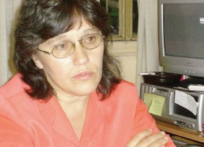 La ex diputada nacional Gladys Soto rompió el silencio tras una nueva detención de su hijo Facundo.