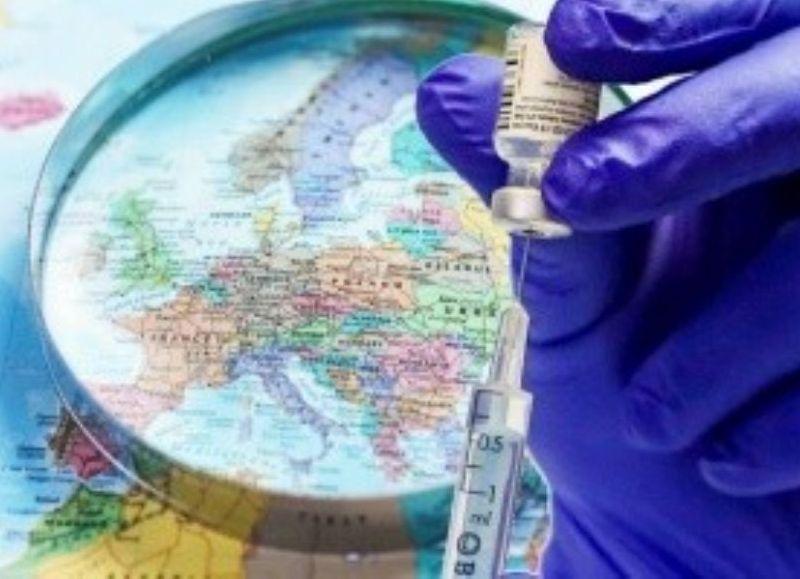 Argentina no es el único lugar en donde las vacunas son insuficientes. La Unión Europea considera frenar las exportaciones de las vacunas de AstraZeneca hasta que el laboratorio cumpla su contrato.