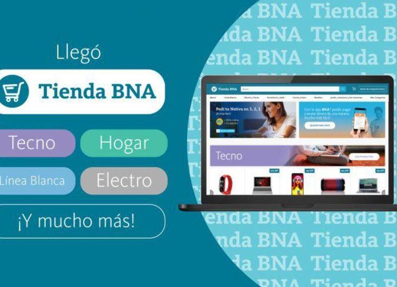 La promoción específica es en 24 cuotas, sin interés, para la adquisición de notebooks y tablets con las tarjetas de crédito Nativa Mastercard y Nativa Visa.
