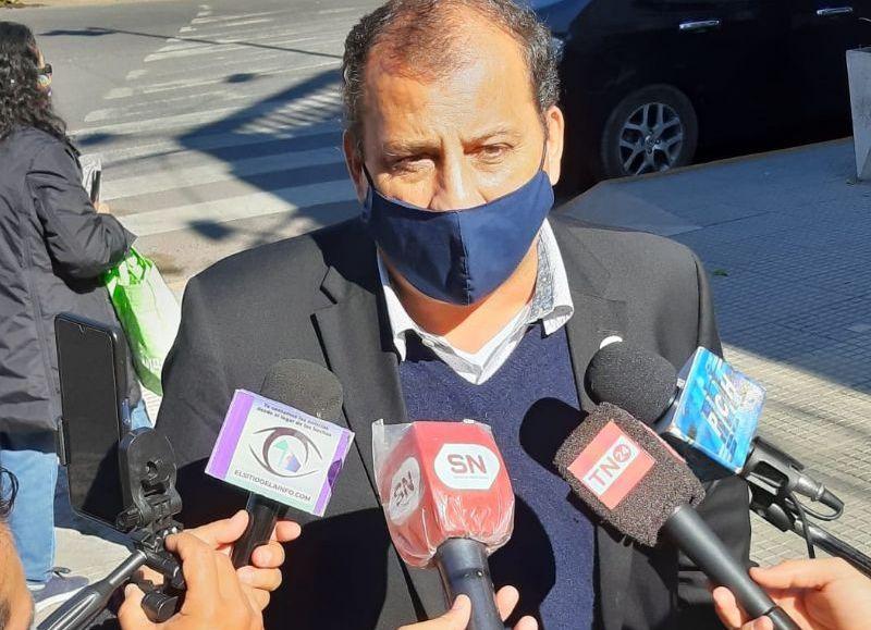 Caso de abuso en San Martín: Pera y Luna están detenidos en Solari; el OCI dará a conocer la sanción en diez días