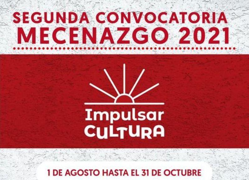 Las y los interesados podrán presentar proyectos culturales con mecenas previa inscripción como Beneficiarios (Artistas, Instituciones o Benefactores).