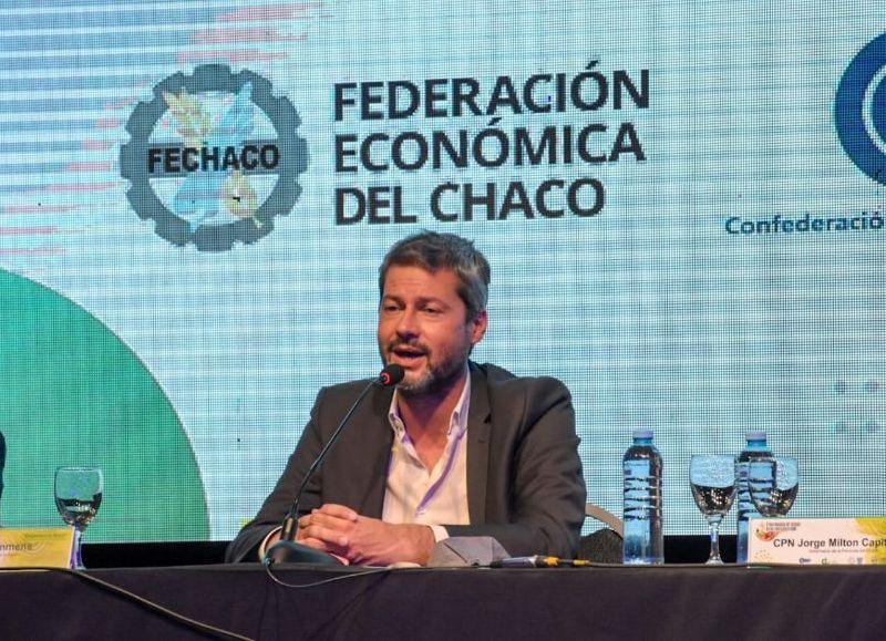 El turismo es estratégico para el desarrollo de la economía regional, dijo Lammens.
