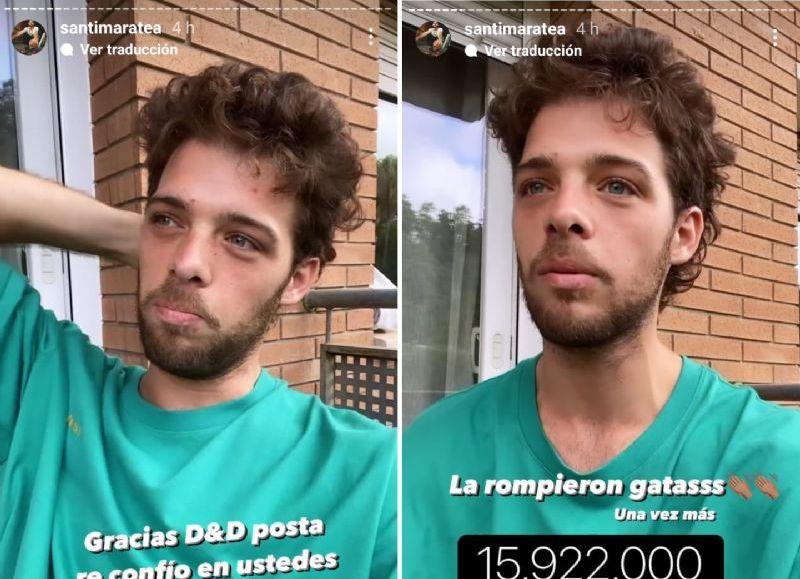 ¡Confirmado! Julio Sosa tiene el dinero para su tratamiento. Santi, el ángel de Emmita, lo volvió a hacer.