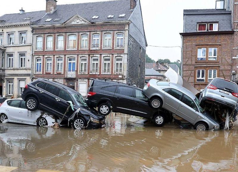 La mayoría de las víctimas son del oeste de Alemania, pero también hubo destrozos en Luxemburgo, Países Bajos y Suiza.