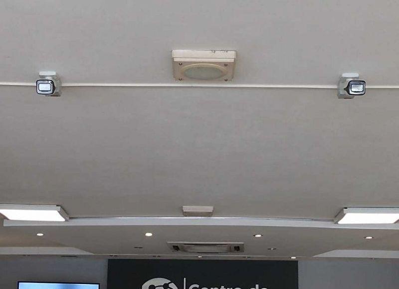 El subscretario Leandro Álvarez aseguró que se espera haber instalado unas mil cámaras antes de fin de año.