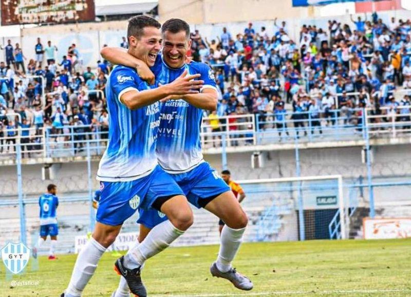 Los goles para el local los anotaron Herrera y Galetto; y para el elenco chaqueño Silba y Montenegro.