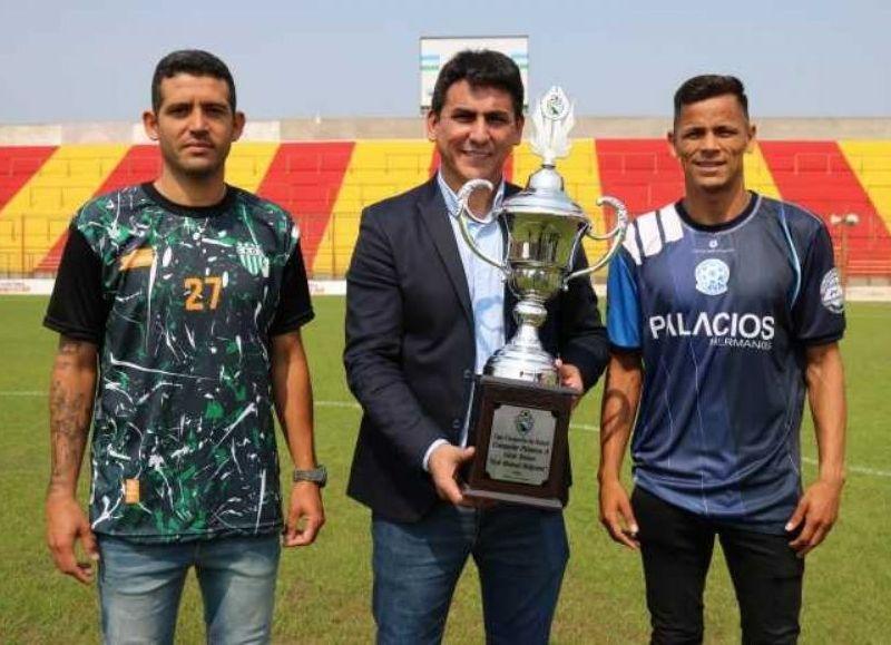 Roberto Acosta aseguró que la final del Torneo 2021 que disputarán en la cancha de Sarmiento, es una oportunidad que se abre de cara a la vuelta del público visitante a las canchas.
