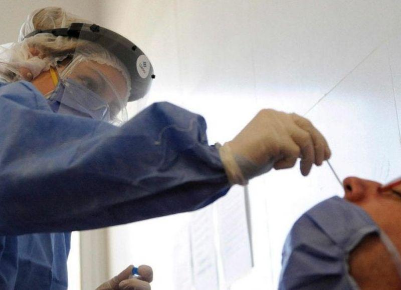 El Ministerio de Salud de la Nación difundió los últimos datos de la pandemia en el país.
