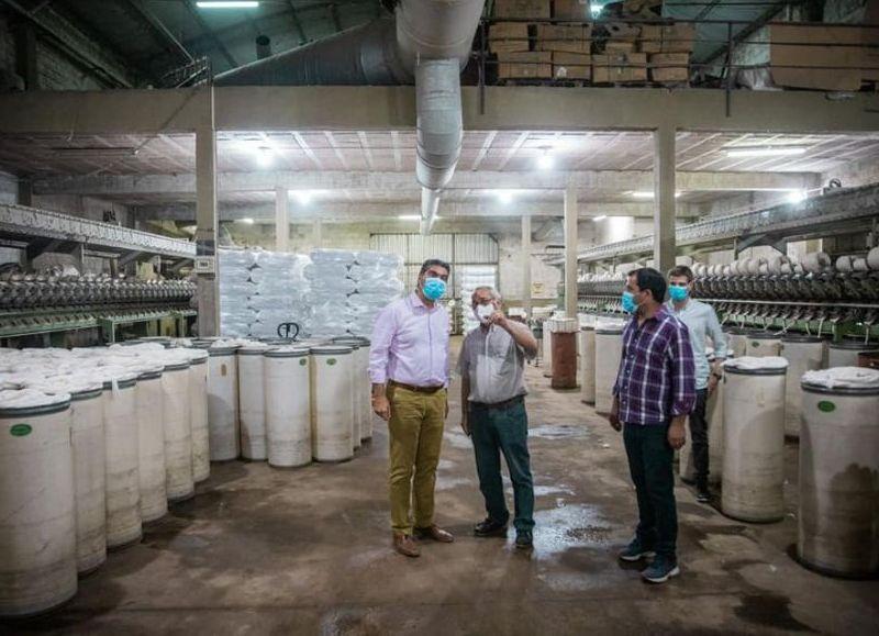 Diez meses después, en plena reactivación económica, la firma se encuentra duplicando su capacidad instalada y ampliando su plantel de trabajadores.