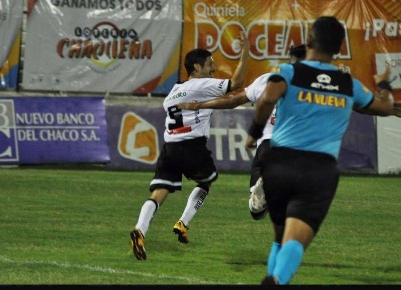 El Negro comenzó con el pie derecho en el Federal A. Oscar Gómez cerró cifras definitivas.