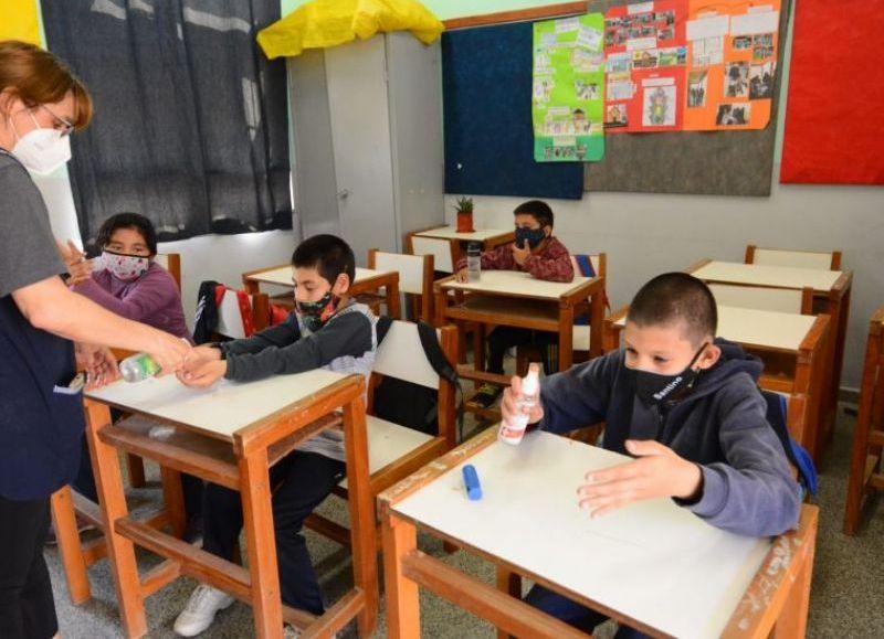 El Ministerio de Educación emitió un balance sobre la presencia de niños, niñas y adolescentes en las aulas de toda la provincia, en el marco de la flexibilización de las medidas sanitarias.