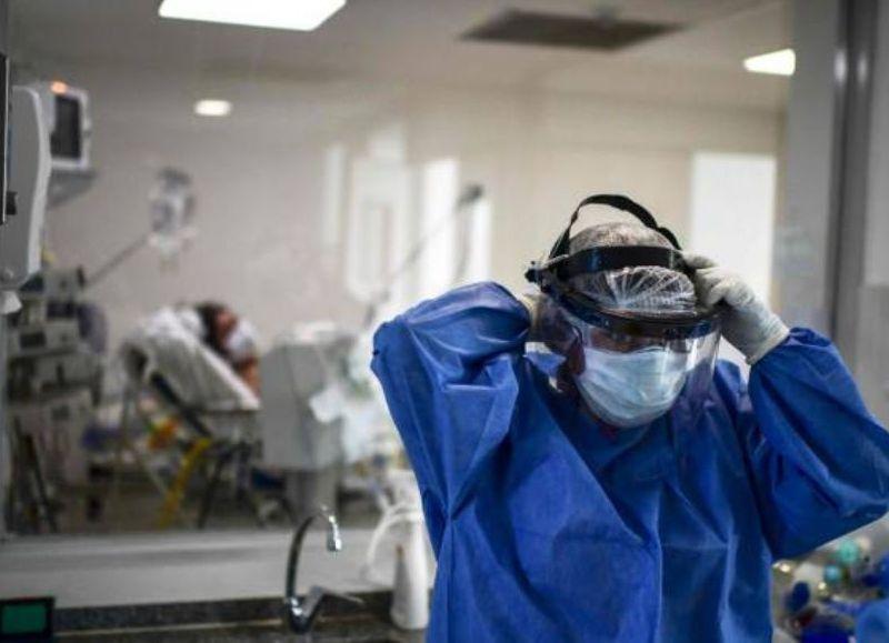 El Ministerio de Salud de la Nación indicó que 13.483 se contagiaron en las últimas 24 horas.