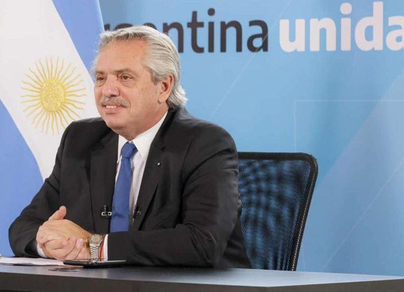 Alberto Fernández confirmó la prórroga del DNU hasta el 25 de junio