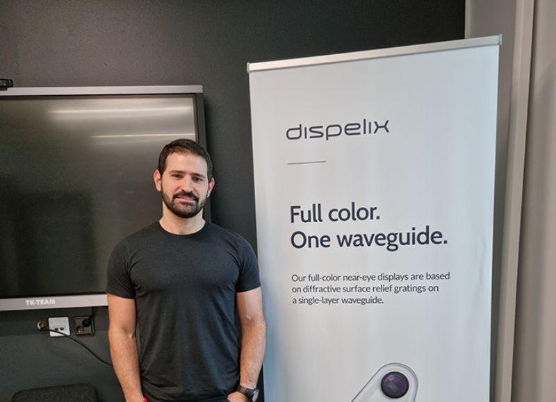 Trabajó con satélites y ahora desarrolla en Finlandia tecnología con física óptica