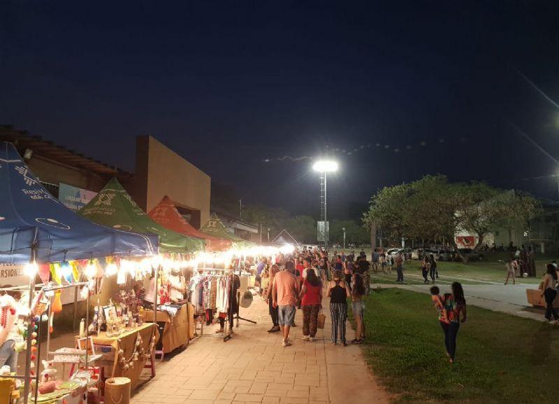 La ciudad capital mostrará sus atributos en noviembre en el Parque 2 de Febrero.