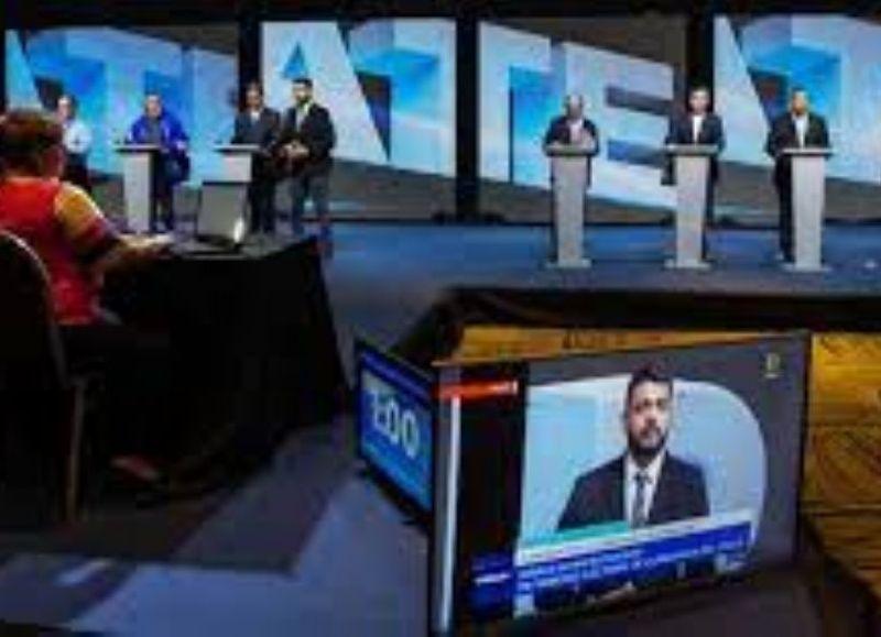 Otra vez, uno de los debate, serán en los estudios de Canal 9.