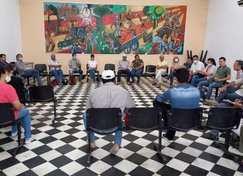 Lo anunciaron el Senasa, el Ministerio de Producción y el ente Asociación de Productores Ganaderos en una reunión de la Mesa de Acuerdo y Gestión de la Agricultura Familiar.