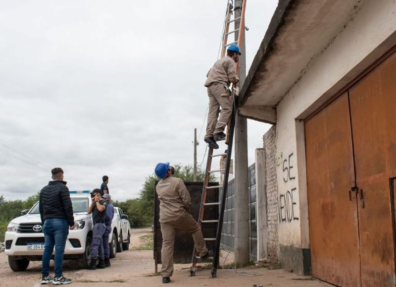 Una de las medidas del Gobierno provincial para frenar la realización de fiestas ilegales comenzó a hacerse efectiva este lunes 12.