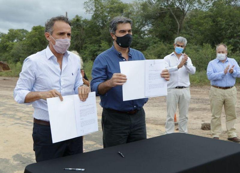 La obra final, con una inversión superior a los 900 millones de pesos, llegará hasta General San Martín.