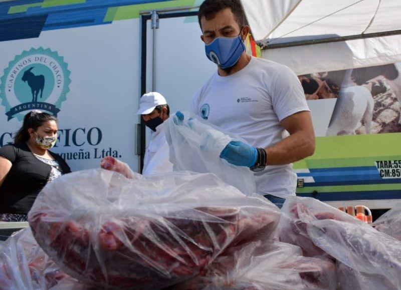 La actividad del programa Vamos Nosotros se realizará, de 9 a 12.30 en el predio del ex Sefecha (avenida Las Heras y Franklin), siguiendo todos los protocolos sanitarios vigentes ante la pandemia por Covid-19.