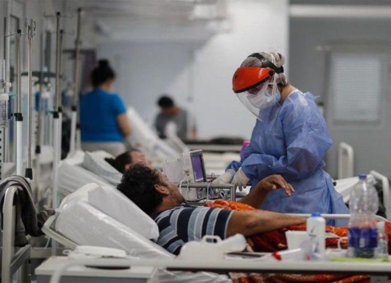 El reporte del Ministerio de Salud de la Nación informó 20.870 nuevos casos y 163 muertes por coronavirus en el país.