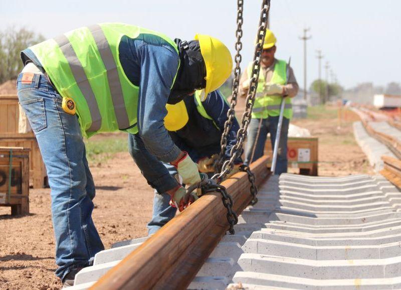 Las obras las llevará adelante el Ministerio de Transporte de la Nación, a cargo de Alexis Guerrera, a través de Trenes Argentinos Cargas (TAC) y se estiman un presupuesto oficial de los $700 millones.