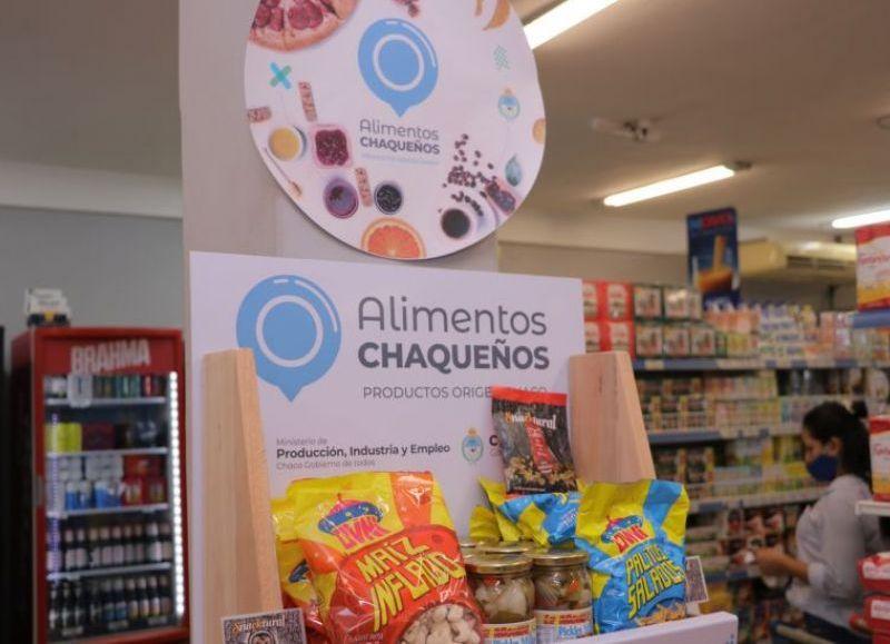 El programa ya cuenta con más de 400 productos de distintos rubros del sector alimenticio.