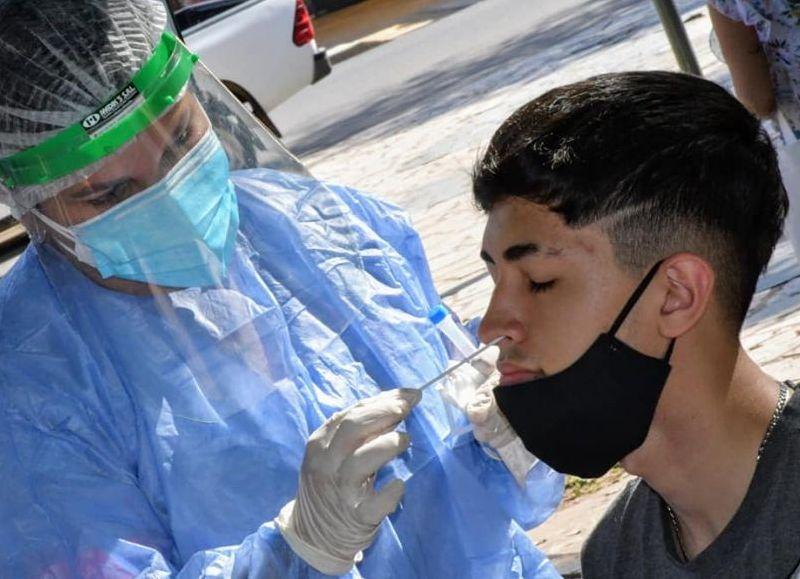 37.781 personas ya recibieron el alta clínica y 2.069 casos permanecen activos.