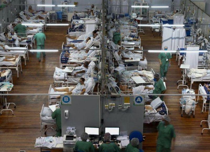 Alerta en Brasil por una nueva mutación del Covid más agresiva
