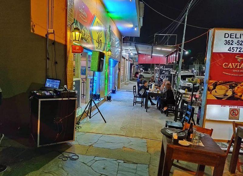 Las clandestinas y otras infracciones de los bares en la ciudad siguen dándose los fines de semana.