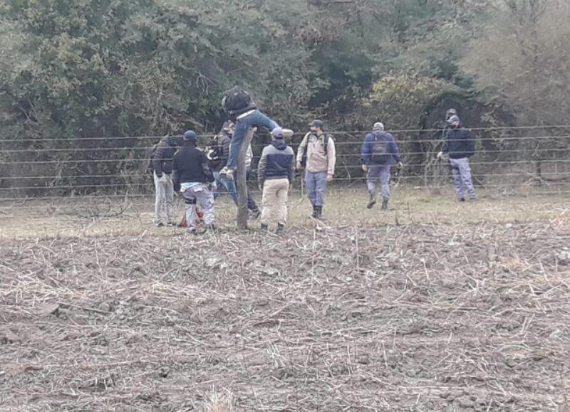 El joven de 24 años de La Tigra, Saulo Eguiazábal, estaba desaparecido hace cinco días y era intensamente buscado.