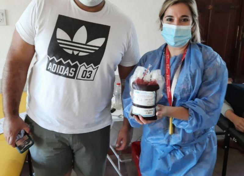 """""""Donar sangre para que el mundo siga latiendo""""; colectas en Resistencia y el interior"""