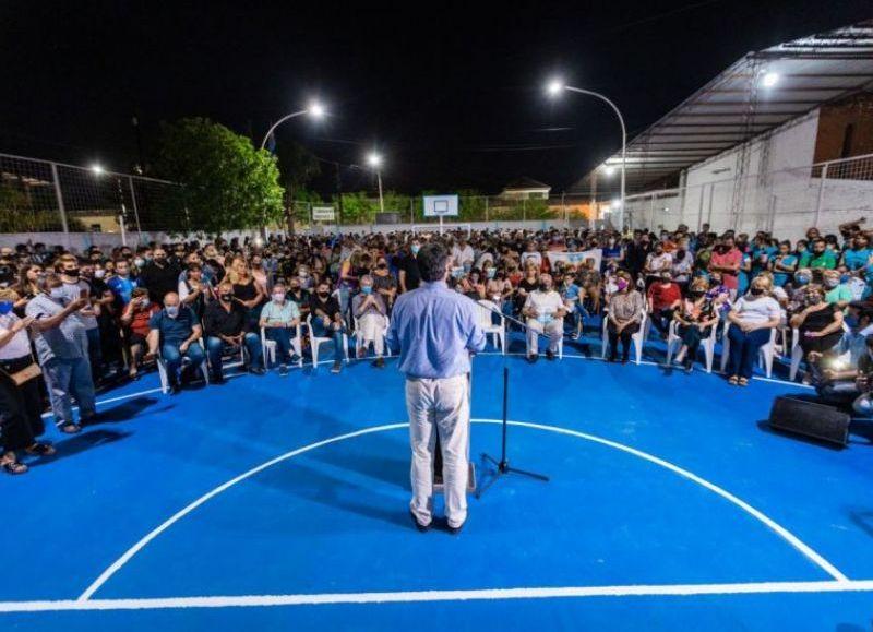 La entidad es un lugar de encuentro de unos 500 vecinos y vecinas de todas las edades, que ahora disfrutarán de instalaciones renovadas.